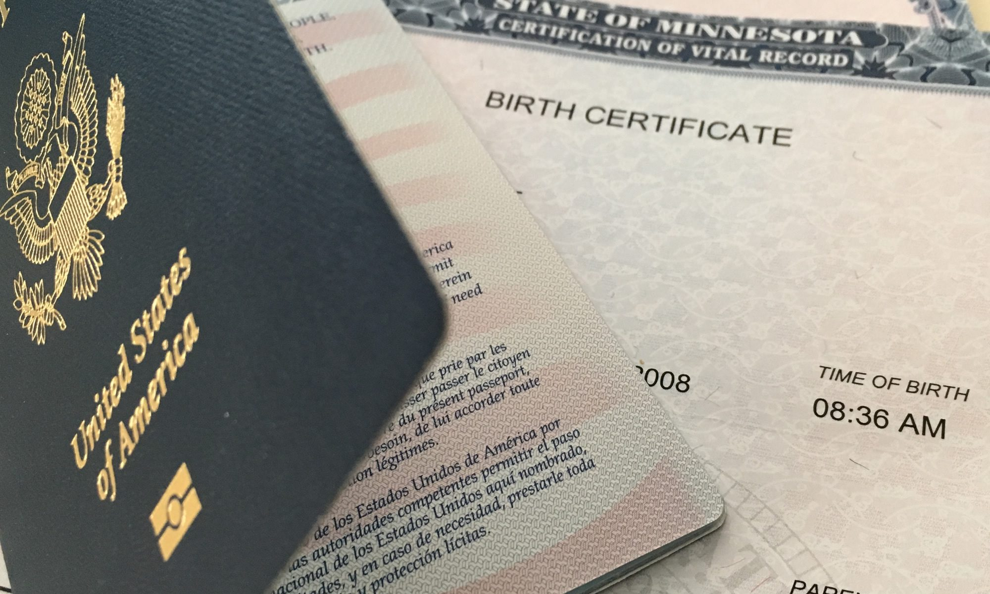 Cropped Birth Certificate Minnesota 2000g Adoptee Rights Law